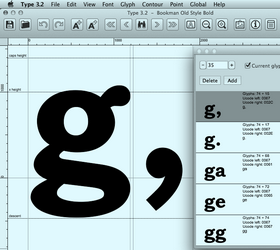 Type 3 2 Your Innovative Font Editor